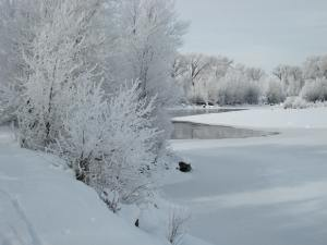Yampa in winter